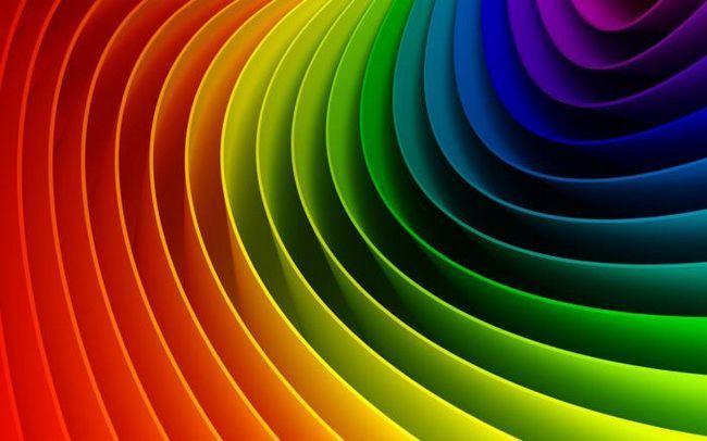 spectrul de culori