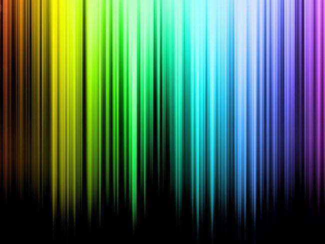 care este spectrul de culori