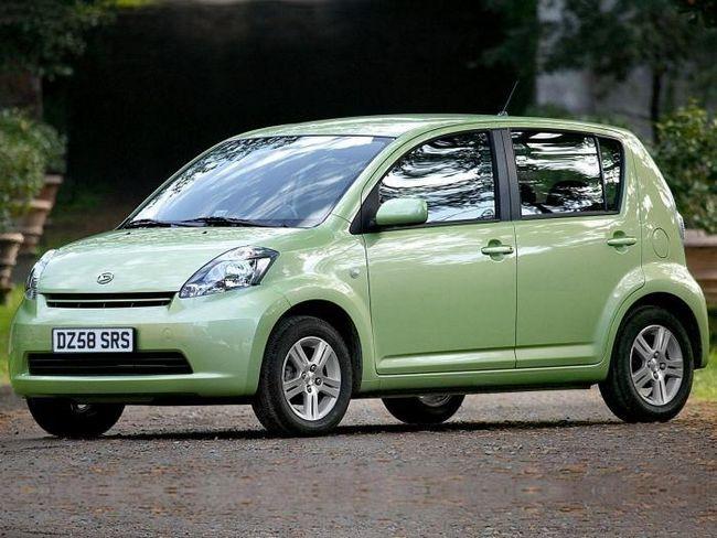 Daihatsu `Sirion` - calitate japoneză, disponibilă pentru toată lumea