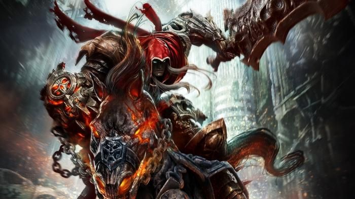 Darksiders Wrath of War - joc de trecere