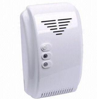 датчик утечки газа бытовой с клапаном