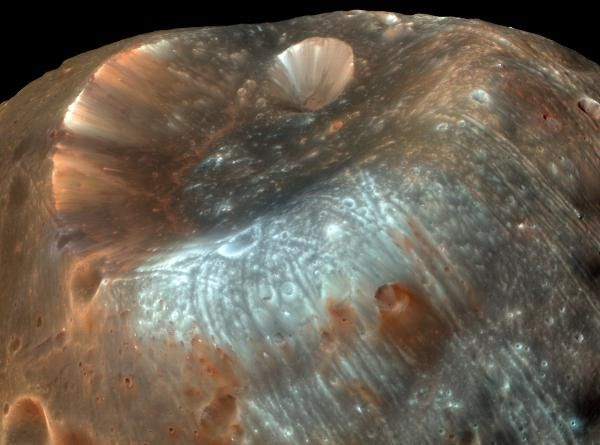 Mars Fobos