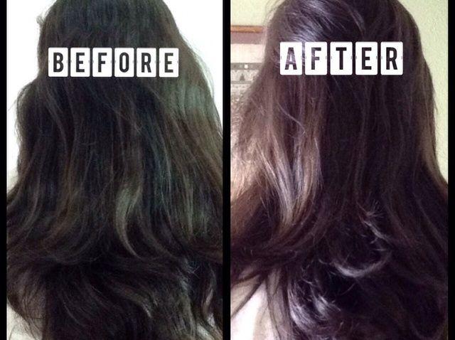 colorarea părului