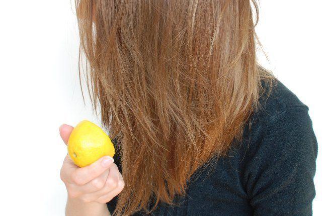 strălucirea părului