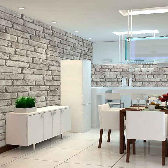 Placi decorative pentru decoratiuni interioare: caracteristici si idei