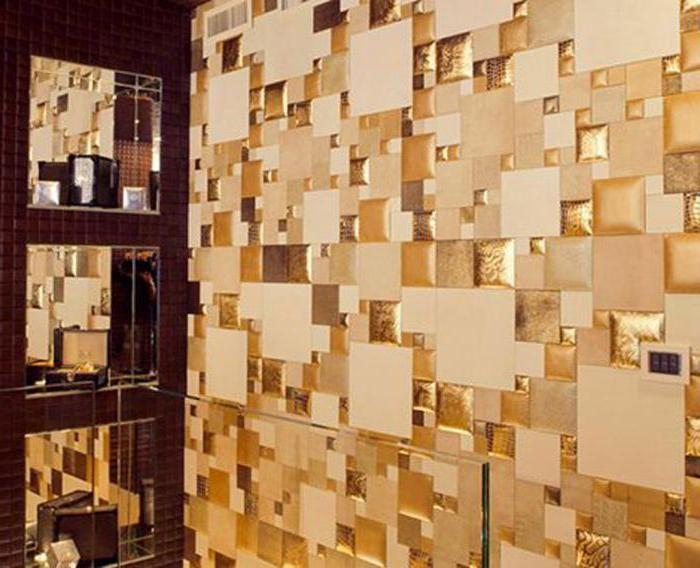 panouri decorative pentru decorarea interioară a pereților