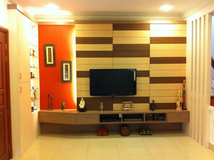 panouri decorative din plastic pentru decorarea interioară a pereților