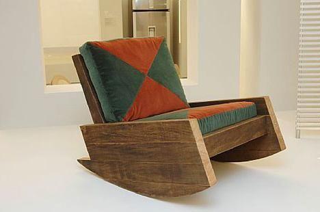 mobilier cu mâinile proprii din lemn