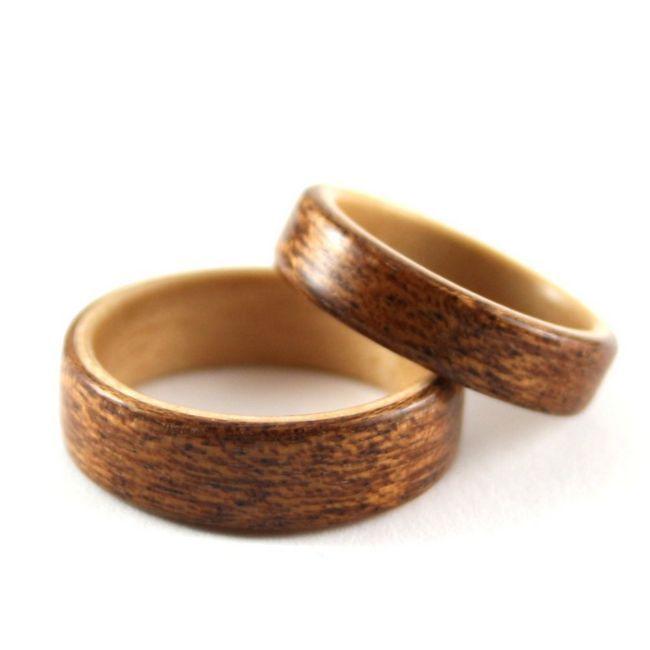 Nunta din lemn: scenariu, felicitari si cadouri