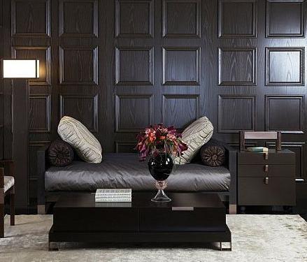 panouri din lemn pentru decorarea peretilor