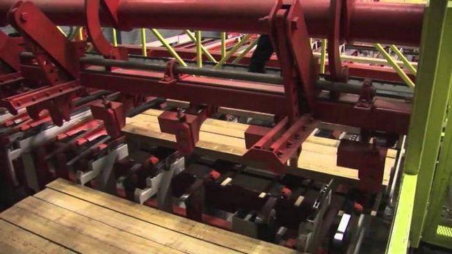 utilaje pentru prelucrarea lemnului