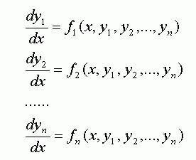 Ecuații diferențiale