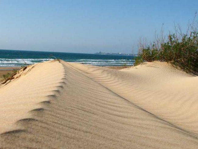 Plajele sălbatice Anapa