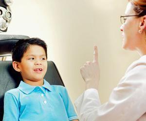 copiii cu insuficiență vizuală