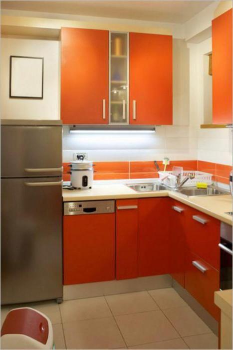 дизайн кухни 8 8 кв м