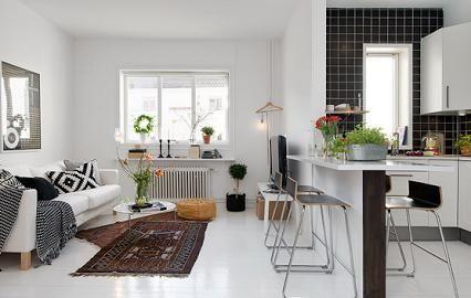 bucătărie design 20 de metri pătrați de facilități de bucătărie
