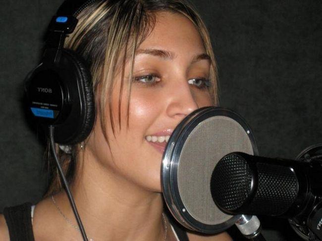 microfon filtru