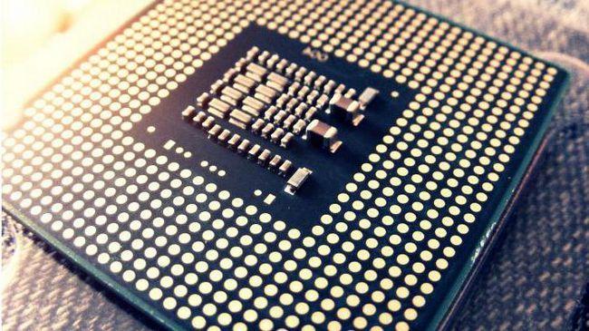 procesorul este conceput pentru date