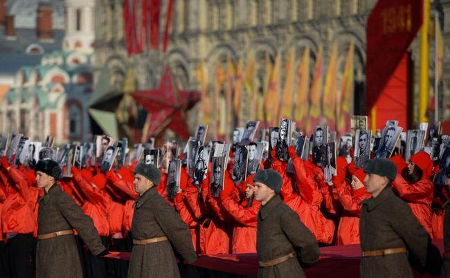 Zile de glorie militară și date memorabile ale Rusiei