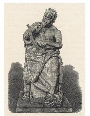 Vechi poet grec