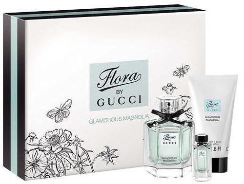Gucci Magnolia flora