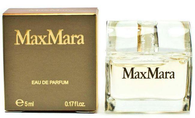 Parfum Max Mara: istoric de brand, sortiment și recenzii