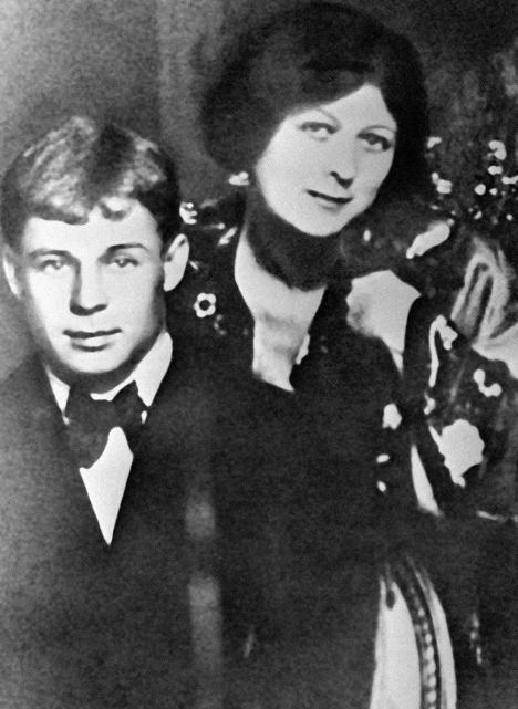 Soția lui Isadora Duncan