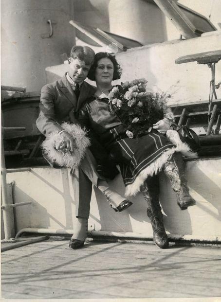 Isadora Duncan a cărei soție