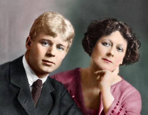 Isadora Duncan Yesenin