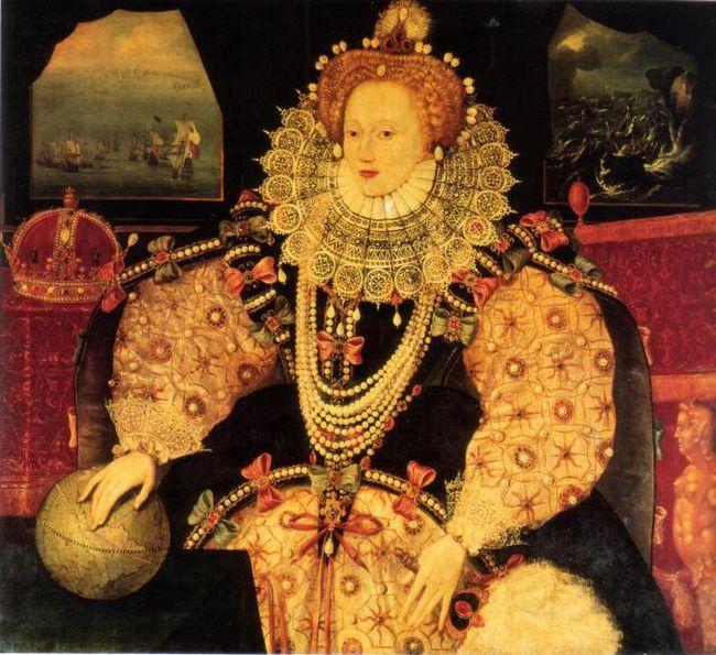 мероприятия королевы Елизаветы, обеспечившие успех её правлению