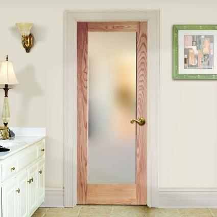 ușile cu interior de sticlă