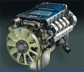 Motorul MAN: într-o lume cu putere mare