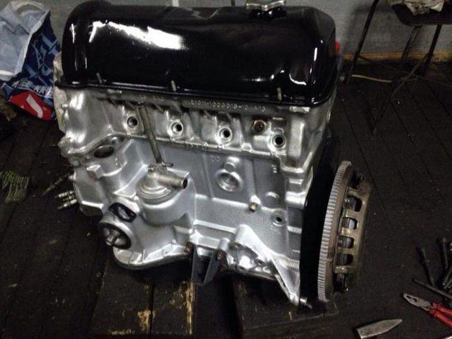 Motor VAZ 21213: specificații