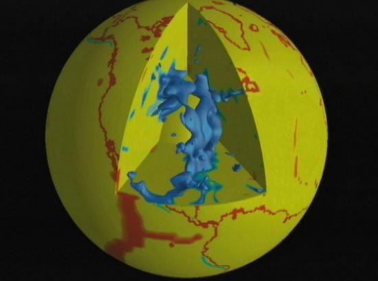 teoria mișcării plăcilor litosferice