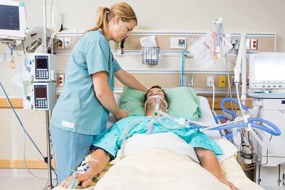 respirația Kussmaul în coma hipoglicemică