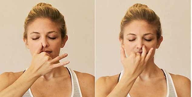 Exerciții de respirație pentru abdomen