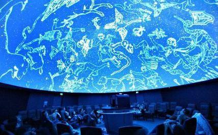 digital planetarium екатеринбург
