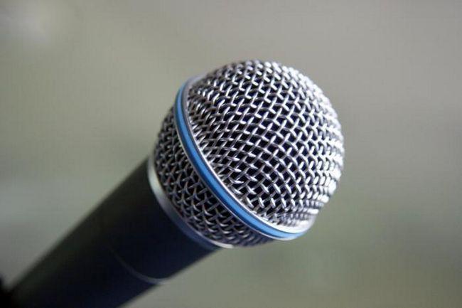 microfonul nu funcționează