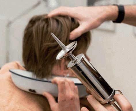 spălarea urechilor de la dopurile de sulf