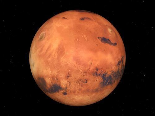 există viață pe Marte