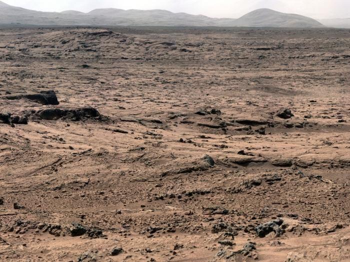 Există viață pe Marte?