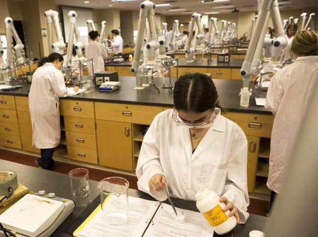 dezvoltarea științelor naturale