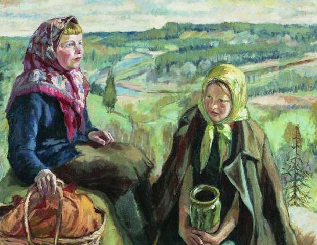 FA Abramov `Pelageya`: un rezumat, un complot și personajele principale ale povestirii