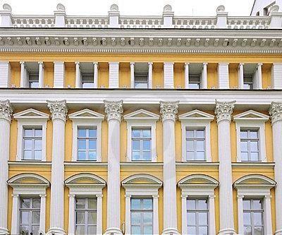 Finisarea fațadelor clădirilor