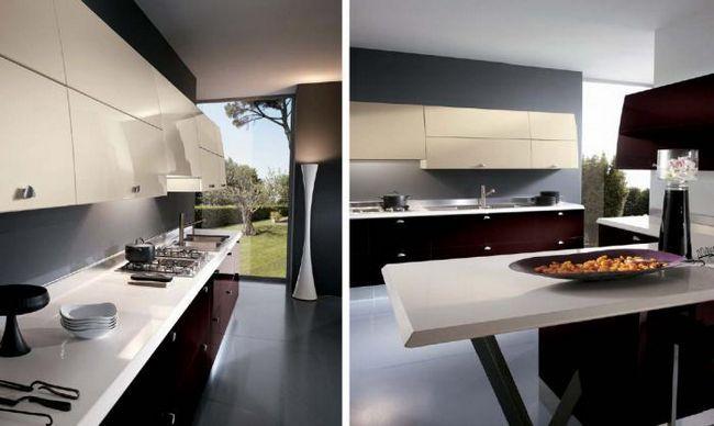 fabricarea de fațade pentru bucătărie