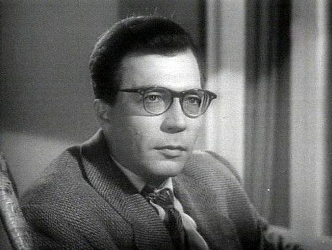 omul obișnuit de film 1956 actori și roluri