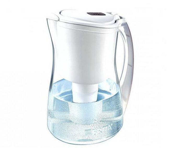 filtre pentru purificarea apei brita