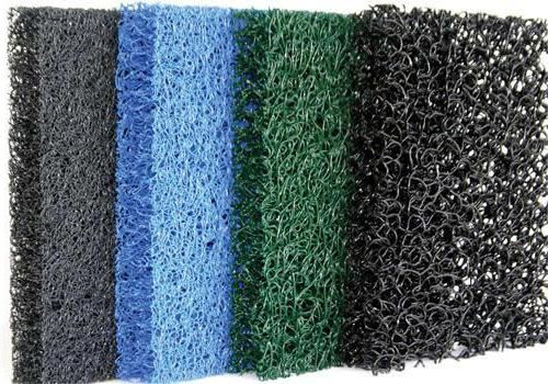 Materiale pentru filtre nețesute, sintetice