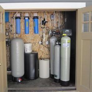 Filtre pentru apa din puț de fier și hidrogen sulfurat