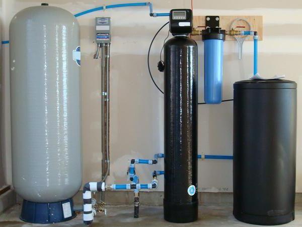 Filtru pentru purificarea apei din puțuri de la recenzii de fier Geyser